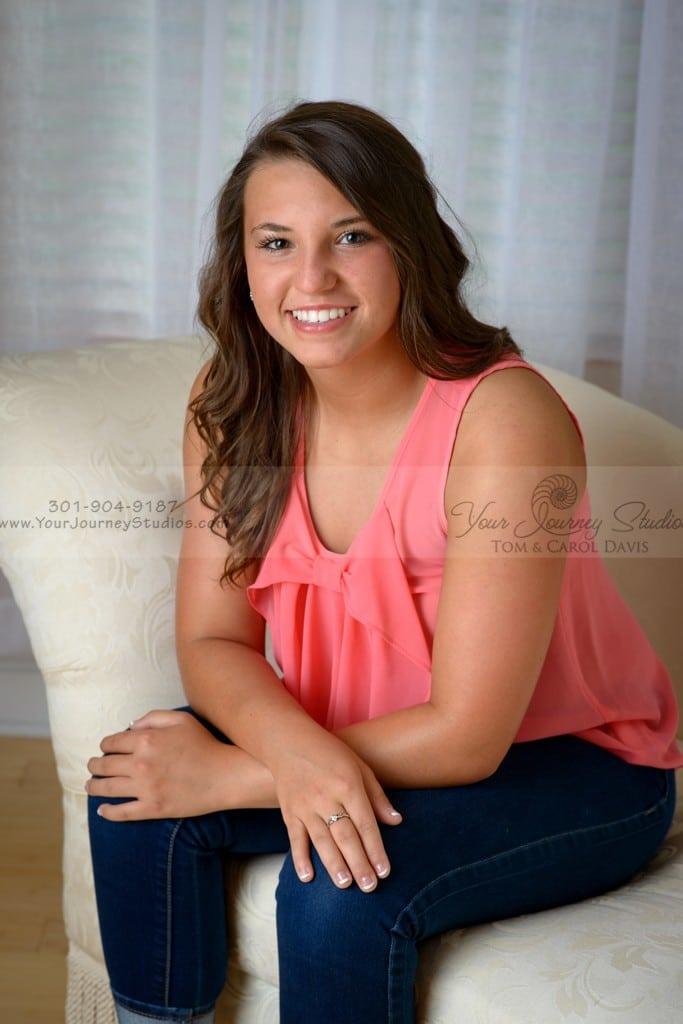 Brittany - High School Senior