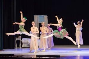 Peter Pan Recital