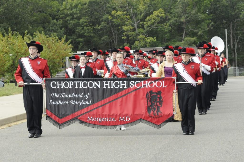 Chopticon High School Marching Band