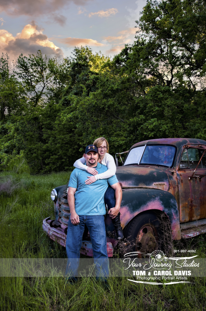 Your Journey Studios Engagement Photography