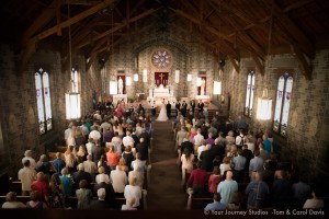 Jenna and Mike Wedding - Sacred Heart Church