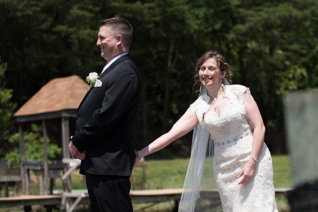 Your Journey Studios - Amy Blair Hall Wedding