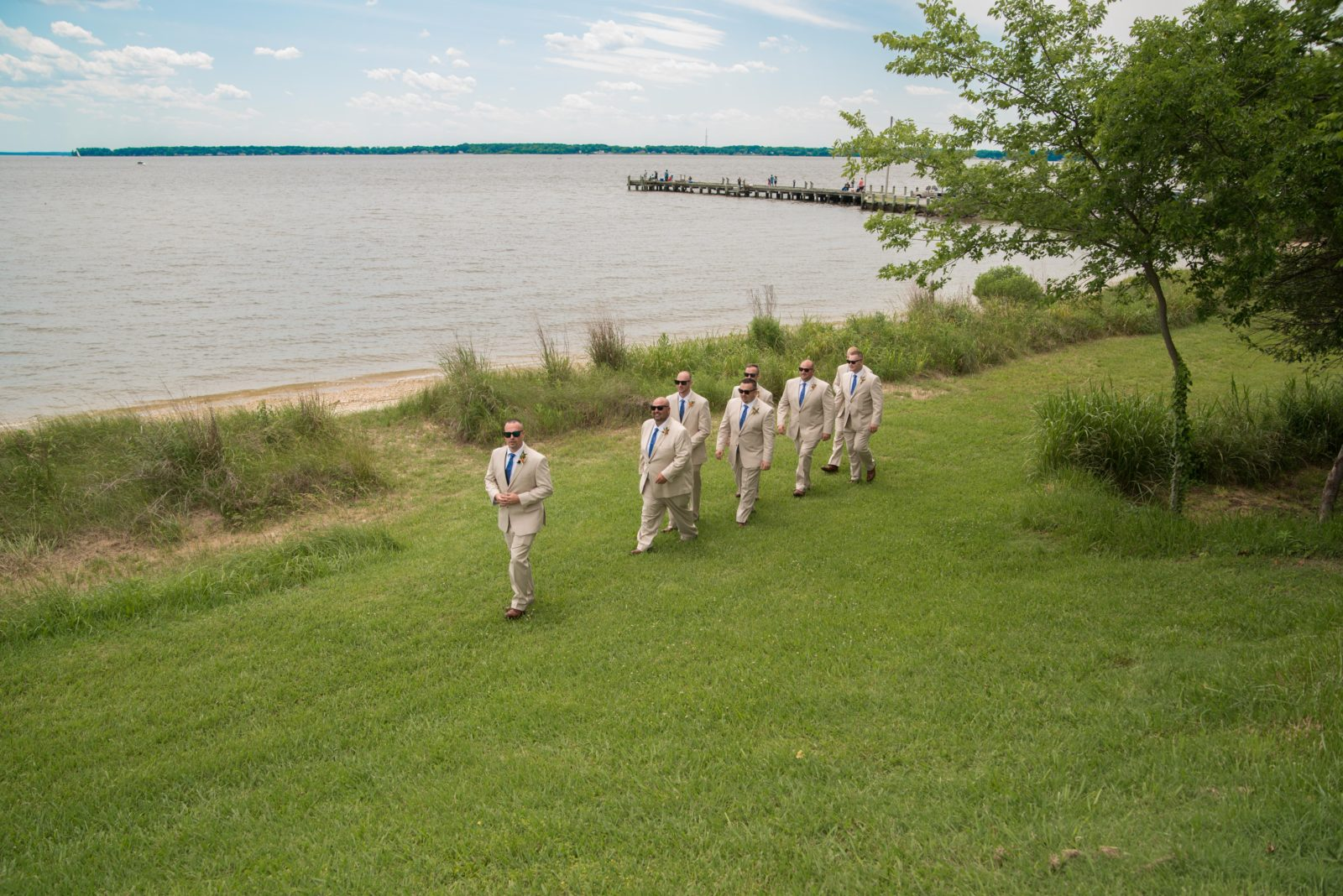 A Riverside Wedding - Brittani and Kyle