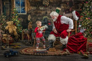 Ultimate Santa Experience - Your Journey Studios - New Truck