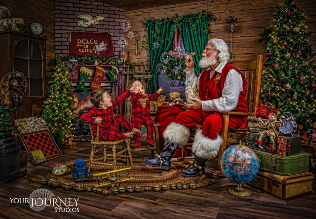 Ultimate Santa Experience - Your Journey Studios