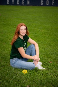 On-site High School Senior pictures