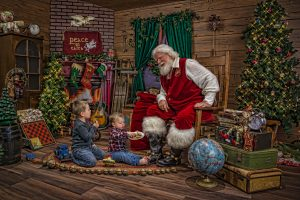 Santa Experience - Your Journey Studios Photography