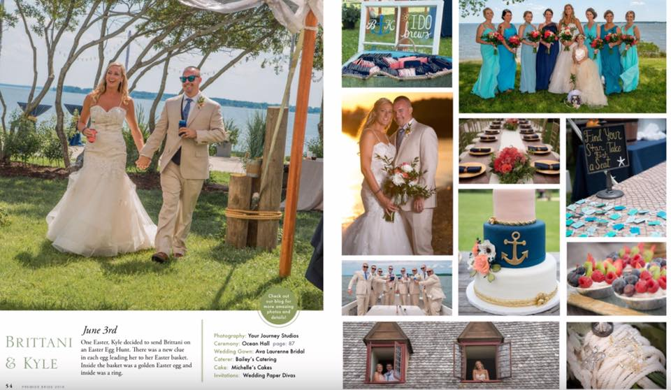 Bride Magazine - Wedding - Your Journey Studios